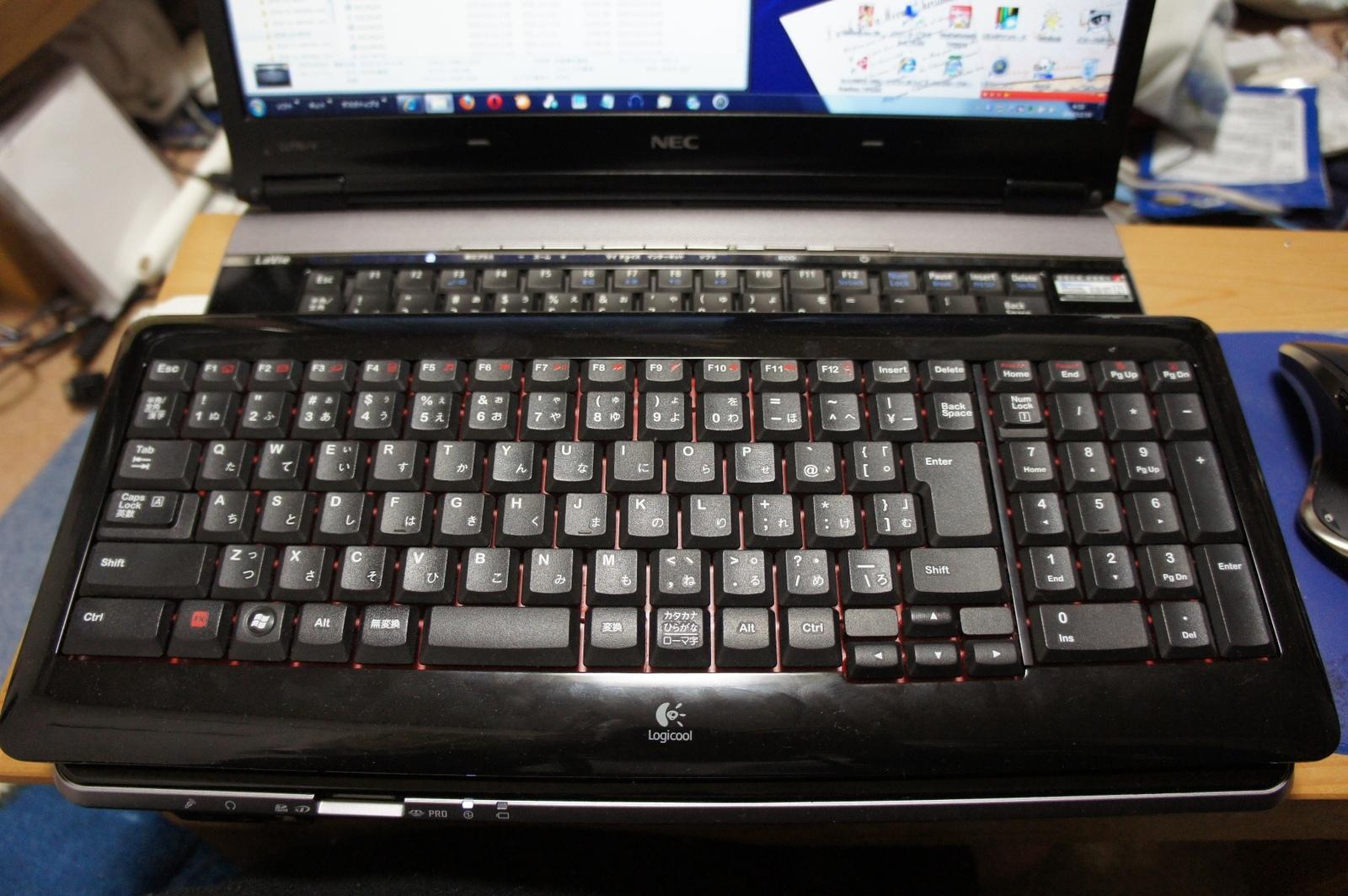 ノートパソコンのところに ... : pc キーボード 使い方 : すべての講義